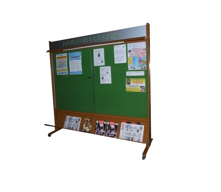 Votivo Sacred Furnishings: Notice-Board for parish news