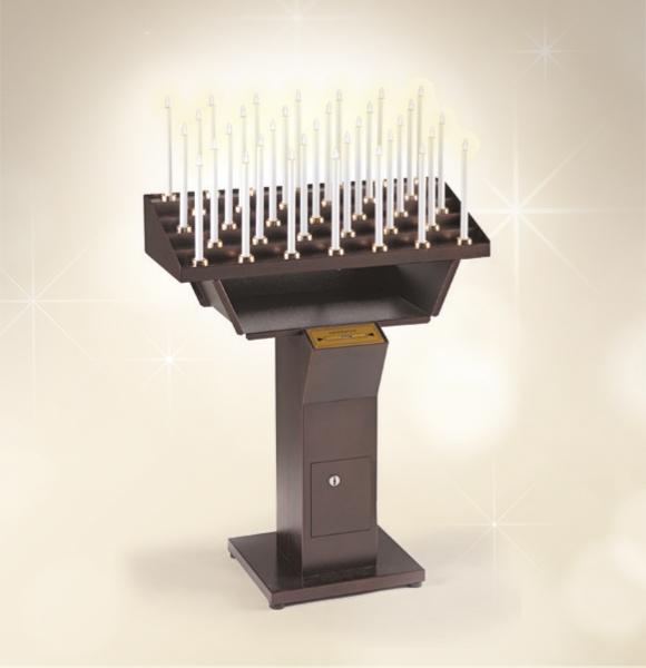 Votivo Arredi Sacri: Candeliere Votivo Elettronico per Chiesa
