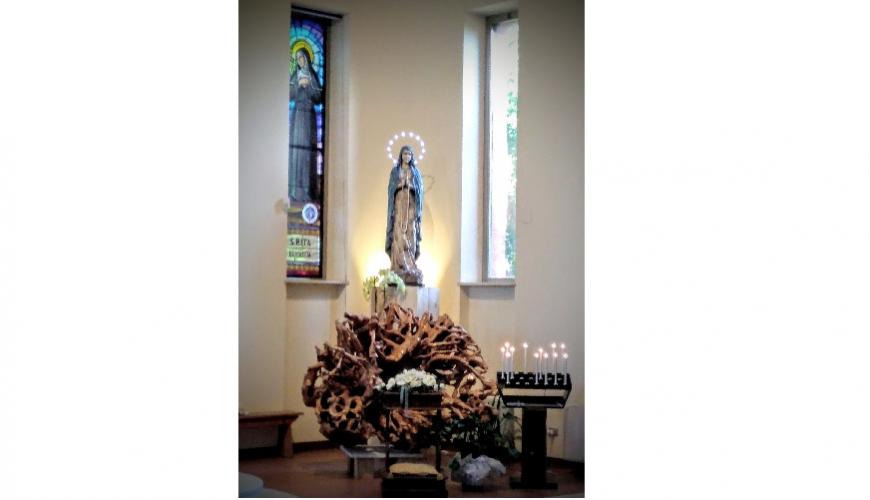 1 - Casaglia Parrocchia S. Maria Assunta