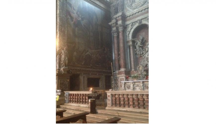 3 - Venezia Chiesa di S. Maria di Nazareth (degli Scalzi)