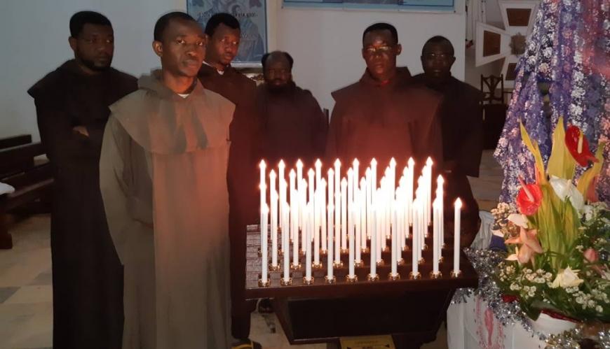 6 - Yaoundé (Cameroun) -  Parrocchia Saints Anne et Joachim de Nkoabang